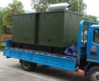防雨箱发电机组
